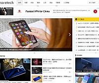 iMoreTech数码资讯 | 一个聚合互联网前沿资讯的网站