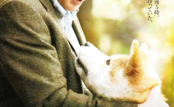 忠犬八公的故事 Hachi: A Dog's Tale